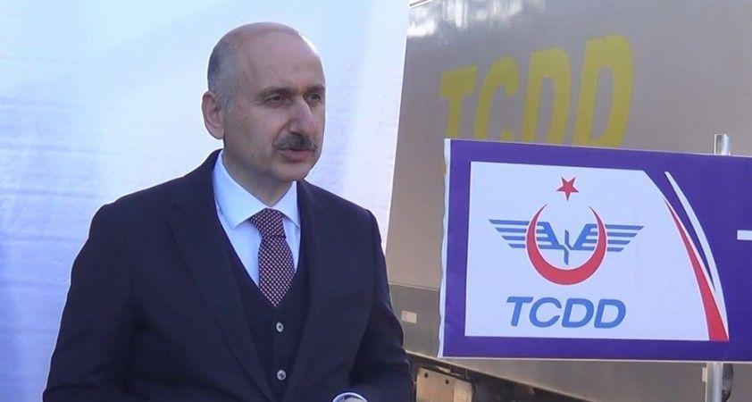 'Türkiye, bu coğrafyanın en önemli ve değerli lojistik üssü olma potansiyeline sahiptir'