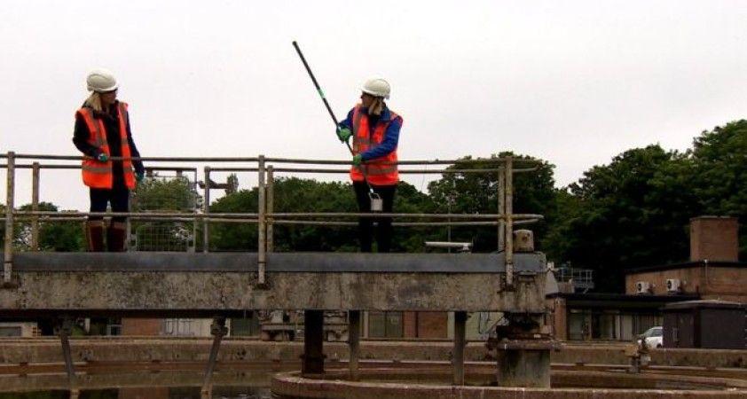 İngiltere'de kanalizasyonlarda Covid-19 testine başlandı