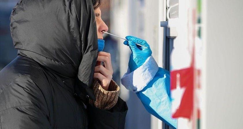 Almanya'da Kovid-19 vakası sayısı 1 milyonu geçti