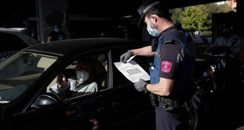 İspanya'da son 24 saatte 10 bin 799 yeni Kovid-19 vakası tespit edildi