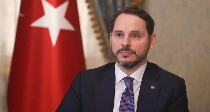 Hazine ve Maliye Bakanı Albayrak: Ekonomi 3. çeyrek için güçlü yükseliş mesajı verdi