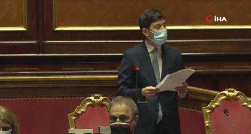 İtalya Sağlık Bakanı Speranza: