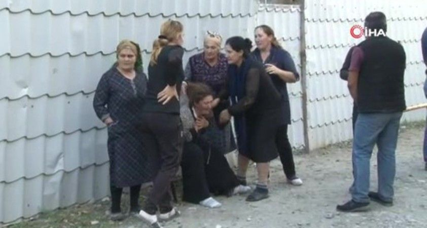 Ermenistan'dan Berde'ye roketle saldırdı: 1'i çocuk 4 ölü, 10 yaralı