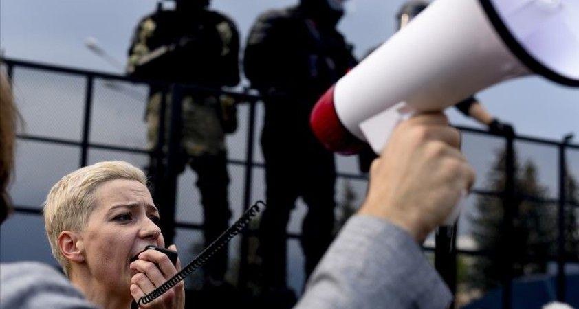 Belarus'ta cumhurbaşkanlığı seçim sonuçlarını protestolar devam ediyor