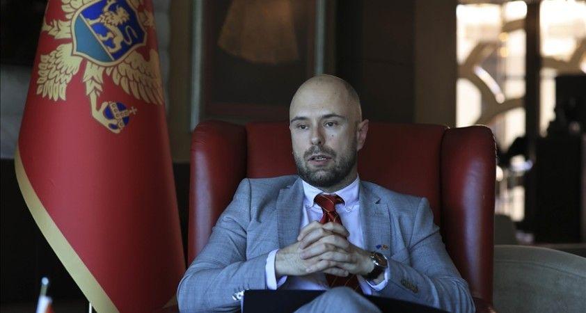 Karadağ Dışişleri Bakanı, Antalya Diplomasi Forumu'nun Türkiye'nin imza işlerinden biri olacağını söyledi