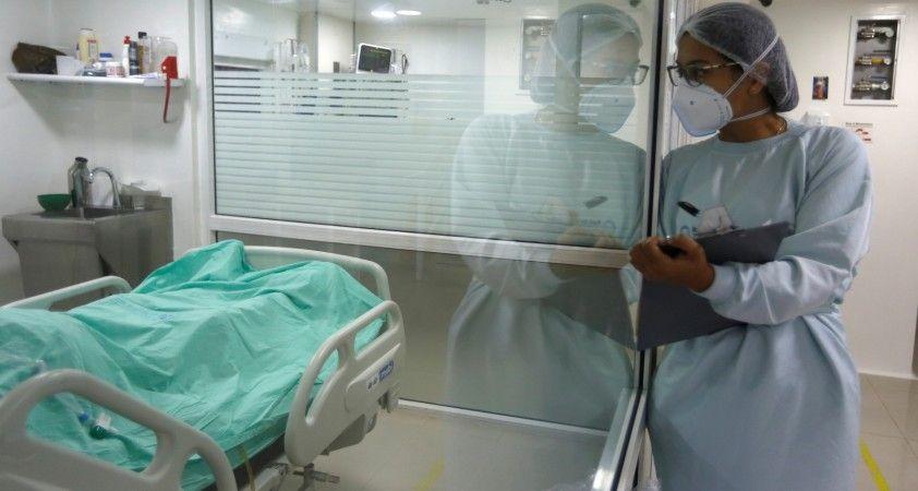 Kolombiya'da Covid-19 ölümleri 100 bini aştı