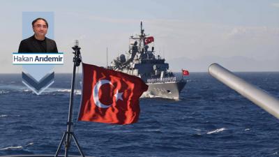 21. Yüzyıl Türk Deniz Jeopolitiği: Her Türk Denizci Doğar!