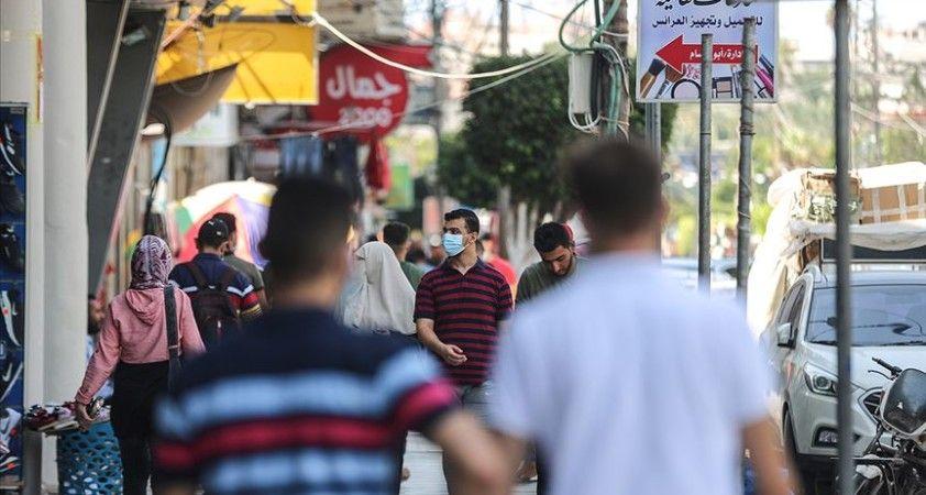 Gazze'de Kovid-19 salgınında korkutan artış sürüyor