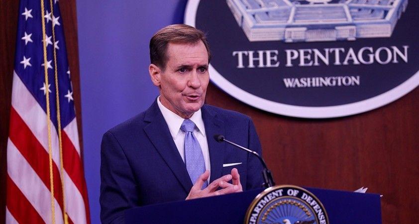 Pentagon, Irak'taki Ayn el-Esed Üssüne düzenlenen roket saldırısında bir kişinin öldüğünü açıkladı
