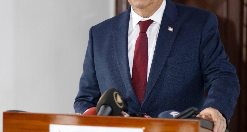 KKTC Cumhurbaşkanı Tatar'dan 2'nci Cumhurbaşkanı Talat'a Sert tepki