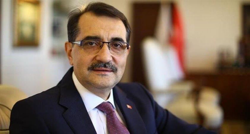 Bakan Dönmez'den doğal gaz fiyatı açıklaması