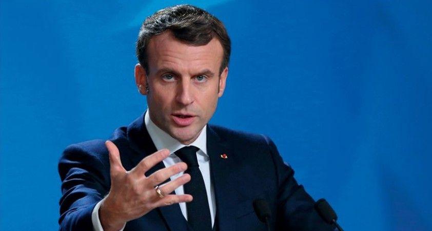 Fransa Cumhurbaşkanı Macron: Bu yaz uluslararası seyahatler sınırlı olacak