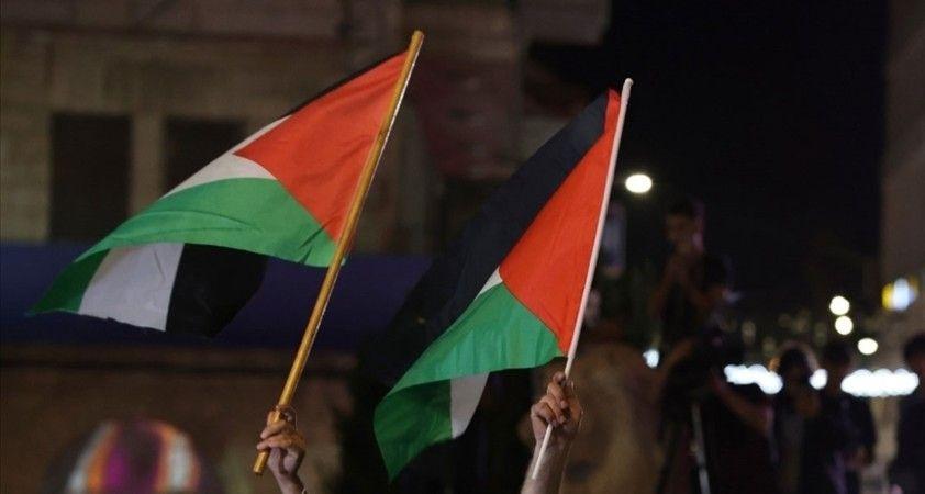 Filistin Vakıflar ve Din İşleri Bakanlığı Arap ülkelerini 'İsrail ile ilişkileri kesmeye' çağırdı