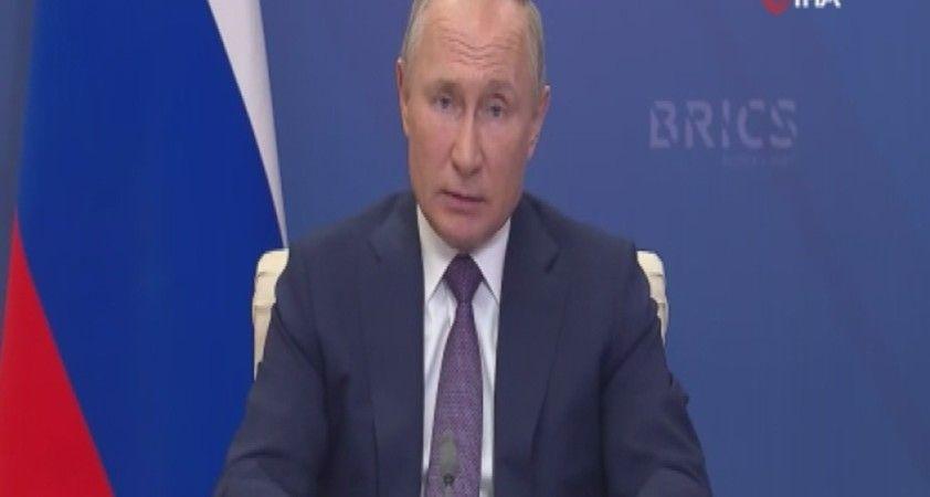 Rusya Devlet Başkanı Putin: