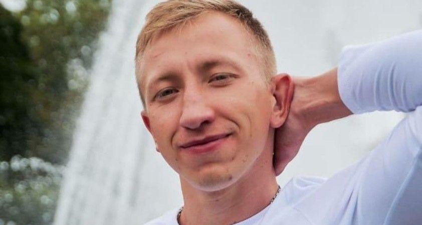 Ukrayna'da kaybolan Belaruslu aktivist Shishov parkta ölü bulundu