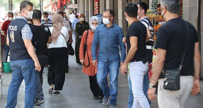 5 ilde daha maskesiz sokağa çıkılamayacak