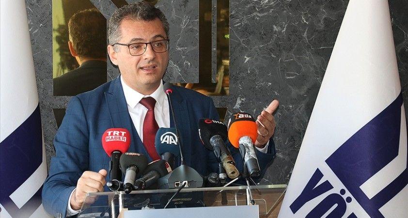 KKTC'de CTP Genel Başkanı Erhürman hükümet kurma görevini Cumhurbaşkanı Tatar'a iade etti