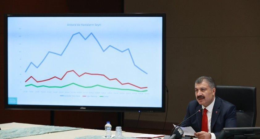 Bakan Koca'dan Bilim Kurulu Toplantısı sonrası açıklama