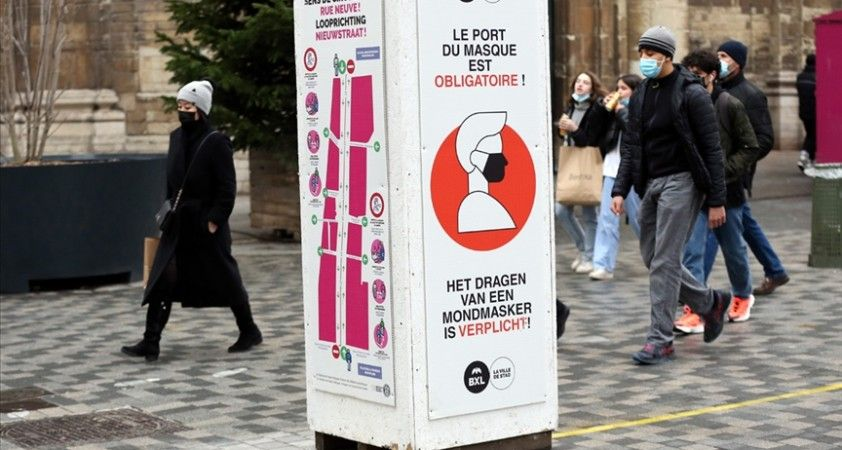 Belçika hükümeti 'gerekli olmayan' seyahatleri yasaklıyor