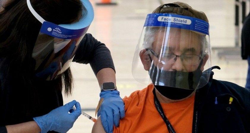 ABD'de aşılarını tamamlayanlar, maskesiz gezebilecek