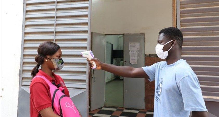 Afrika kıtasında Kovid-19 vaka sayısı 2 milyon 134 bini aştı