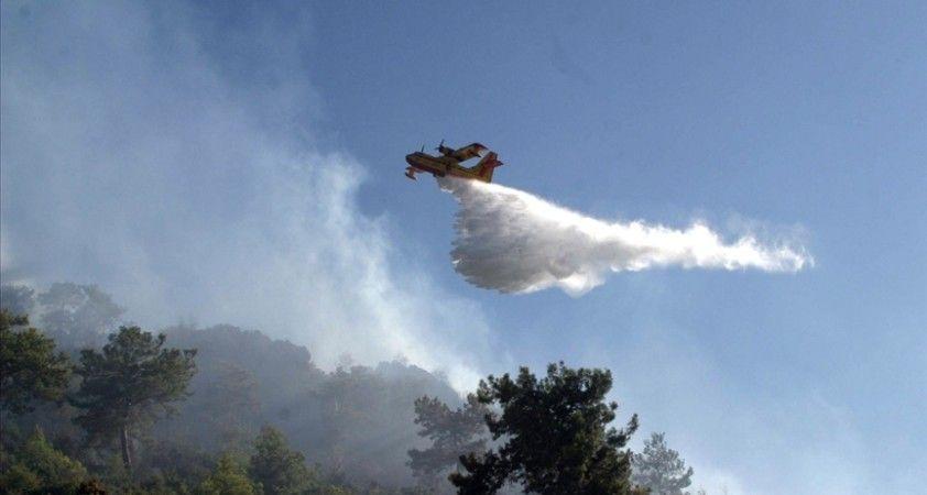 Kuzey Kıbrıs Türk Kızılayı, Türkiye'deki orman yangınlarıyla mücadele için yardım kampanyası başlattı