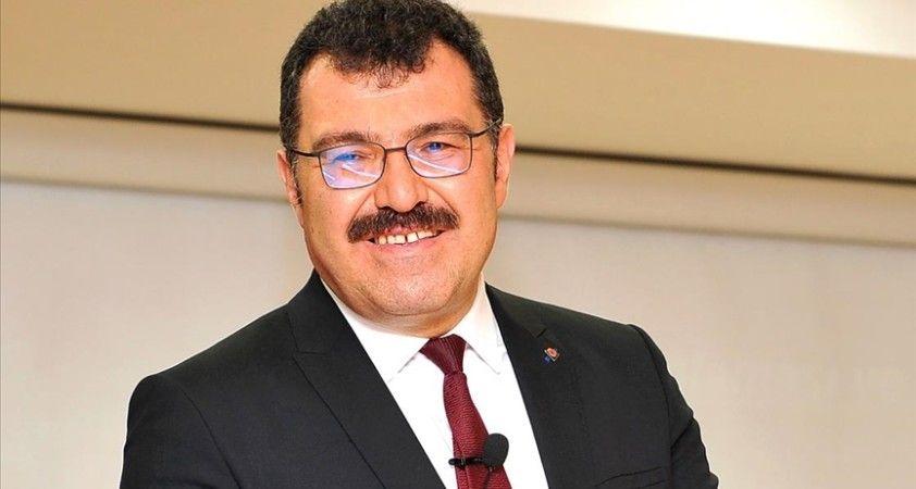 TÜBİTAK Başkanı Mandal, genç girişimcilere kurumun desteklerini anlattı