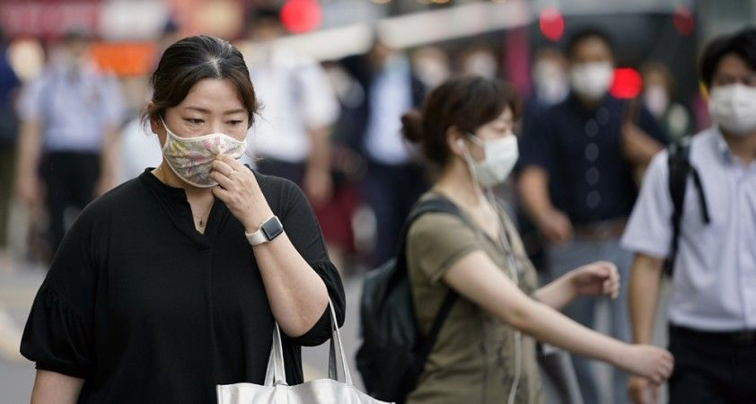 Japonya'da 375 yeni koronavirüs vakası tespit edildi