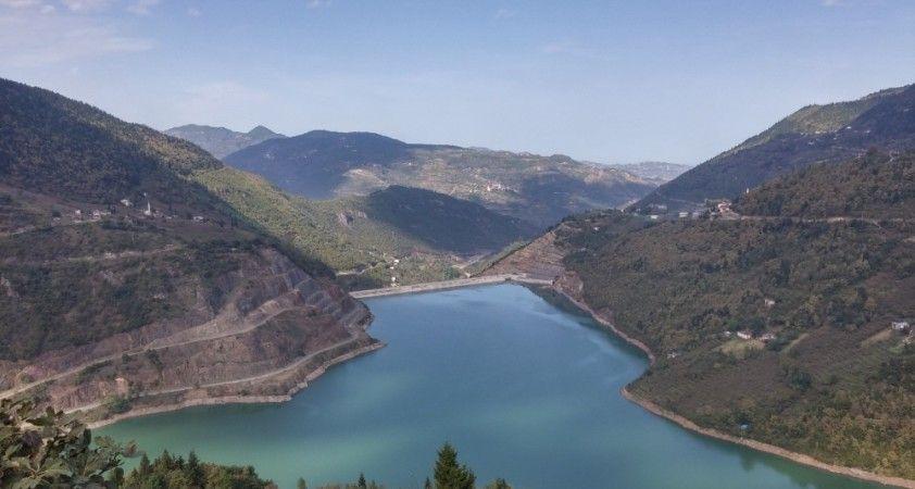 Koronavirüs vakalarının arttığı Trabzon'da su tüketimi yüzde 30 oranında arttı