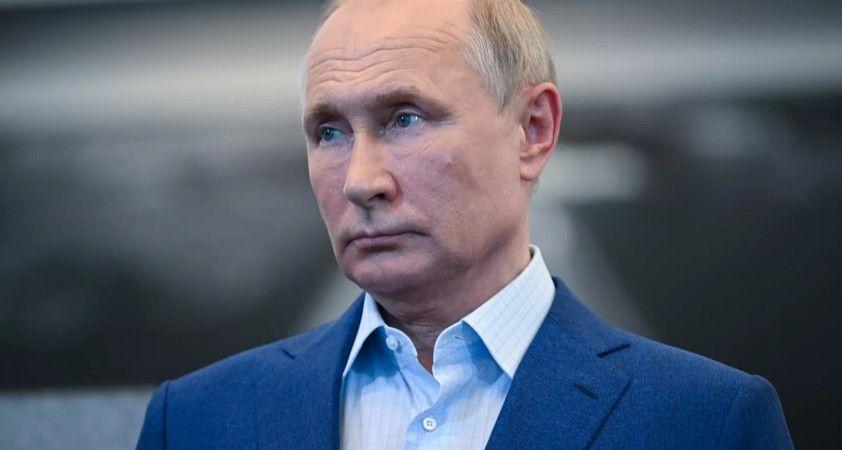 Putin: Afganistan'daki militanların sığınmacı görünümünde ülkemize girmesini istemiyoruz