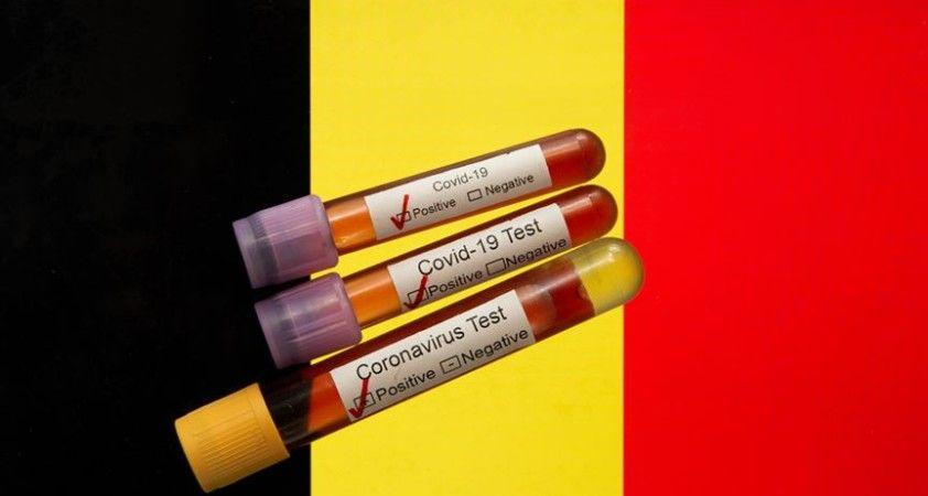 Belçika'da Kovid-19 vaka sayısı 50 bine yaklaştı