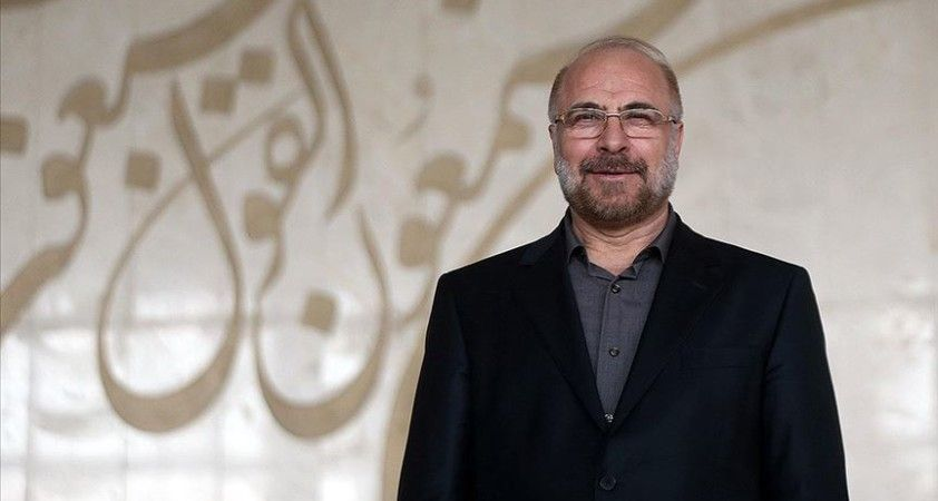 İran Meclis Başkanı Kalibaf Kovid-19'a yakalandı