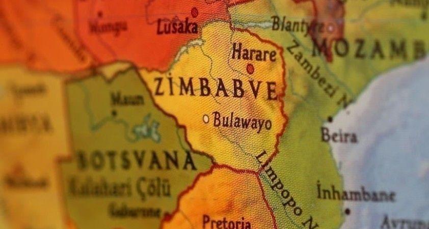 Zimbabve'de 4 bakanın Kovid-19'dan ölmesinin ardından memurlar evden çalışmaya başladı
