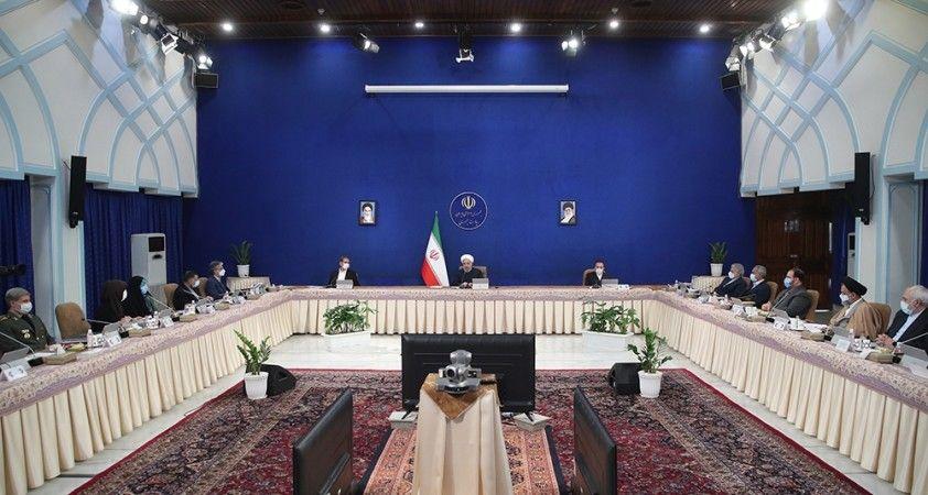 İran Cumhurbaşkanı Ruhani'den Biden'a nükleer anlaşmaya dönme çağrısı