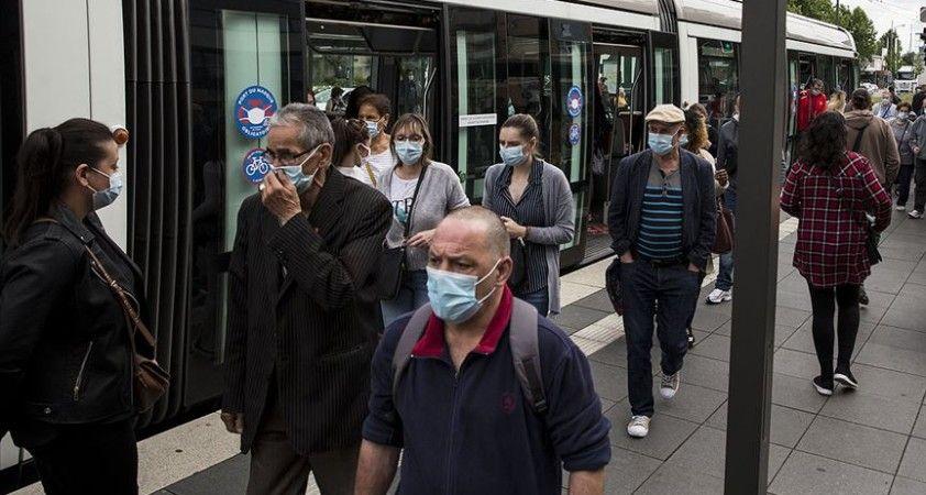 Almanya'da son 24 saatte 2 bin 194 Kovid-19 vakası tespit edildi