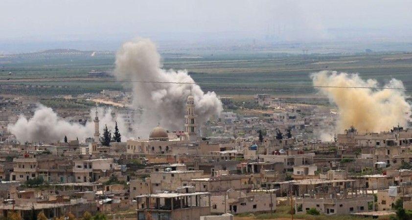 Suriye İnsan Hakları Gözlemevi: 'İsrail, Suriye'de 19 İran yanlısı milisi öldürdü'