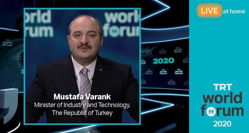 Bakan Varank'tan yabancı araştırmacı ve iş insanlarına çağrı: Kapılarımız her zaman açık
