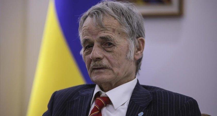 Ukrayna'dan Kırımoğlu'nun Kırım'a giriş yasağını 2034'e kadar uzatan Rusya'ya tepki