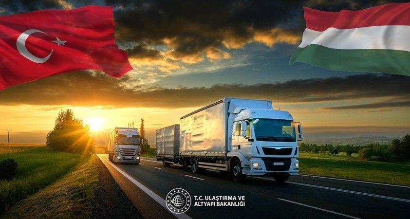 Macaristan ile yaşanan transit geçiş belgesi sorunu çözüldü
