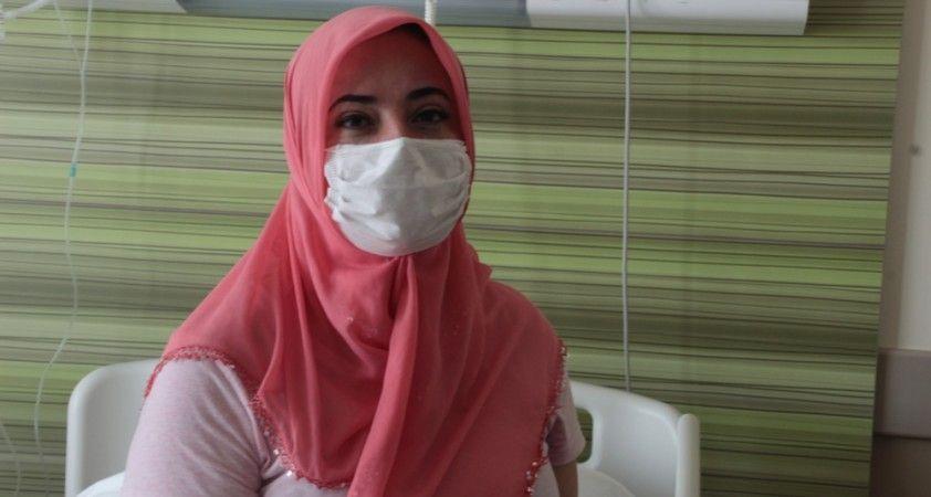 Koronavirüsü yenen aile hekimi: 'Ölümün kıyısından döndüm'