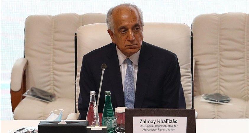 ABD'nin Afganistan Özel Temsilcisi Halilzad: Taliban barış yapmazsa ABD, mevcut hükümetin devamını destekleyecektir
