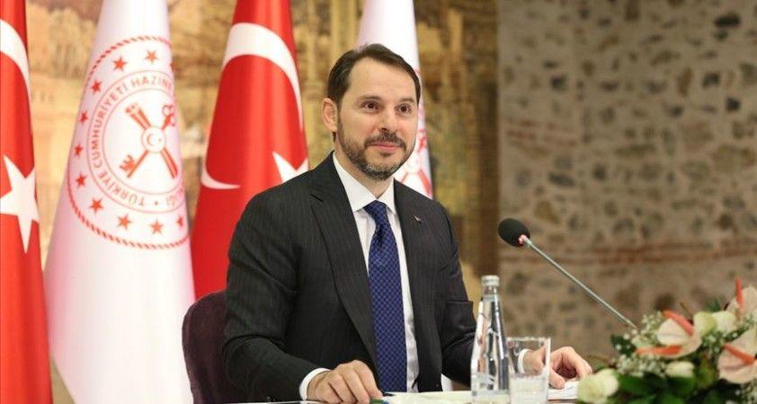 Hazine ve Maliye Bakanı Albayrak'tan kadro müjdesi