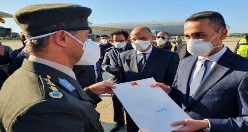 Cumhurbaşkanı Erdoğan'dan İtalya Başbakanı Conte'ye mektup