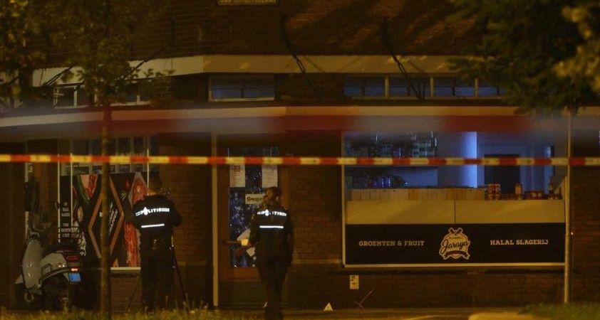Hollanda'da kasap dükkanında patlama