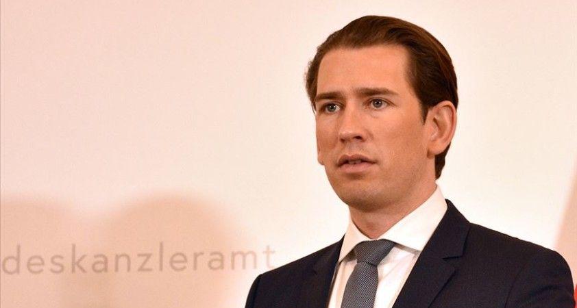 Avusturya Başbakanı Kurz'a Kovid-19 tepkisi