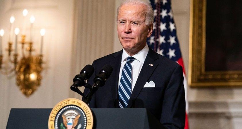 ABD Başkanı Joe Biden, Beyaz Saray'da ABD'nin doğum günü kabul edilen 4 Temmuz'u kutladı