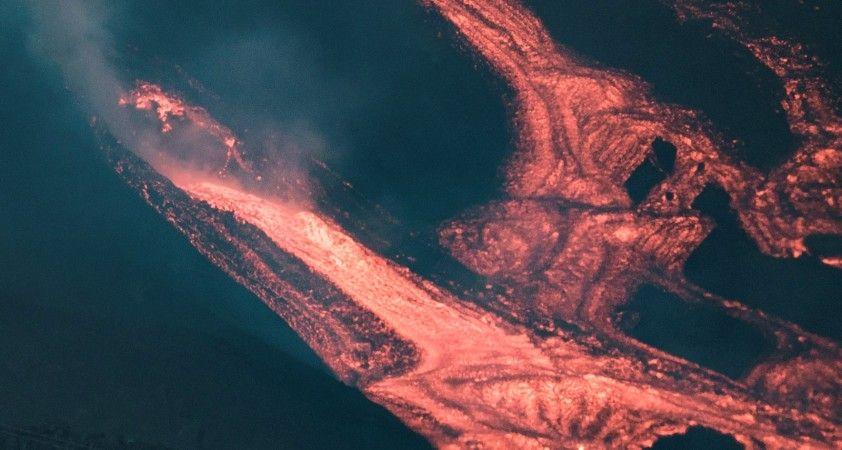 La Palma'daki yanardağ, patlamasından bu yana en aktif durumda