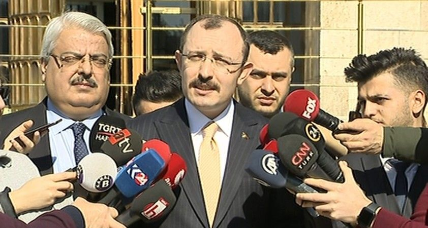 """Bakan Muş: """"Türkiye'nin dünya ihracatından aldığı pay ilk kez yüzde 1'in üzerine çıktı"""""""