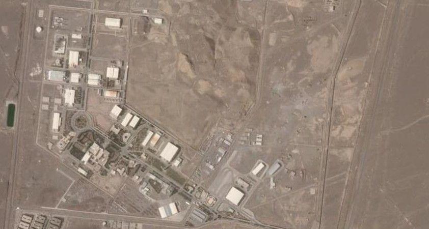 İran'ın Natanz Nükleer Tesisi'nde patlama