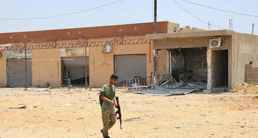 Libya ordusunun Hafter'e bağlı güçlerin işgalindeki Trablus Uluslararası Havalimanı'nın ele geçirildiğini duyurdu